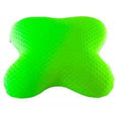 PW-150304 Подушка WELLNESS,HILBERD, зеленая 55*38*13 см