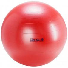 Гимнастический мяч ORTO Body Boll 85 см с BRQ красный