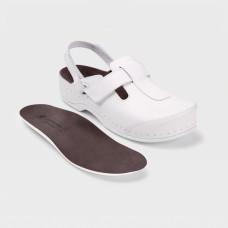 Обувь ортопедическая малосложная, белый Мичиган, LM-700.005R, LM Orthopedic