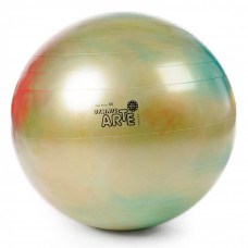 Гимнастический мяч ORTO Gumnic Arte 55 см с BRQ
