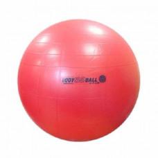 Гимнастический мяч ORTO Body Boll 55 см с BRQ красный
