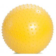 Гимнастический мяч Тривес М-155 игольчатый, 55см