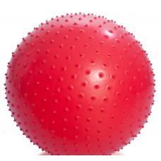 Гимнастический мяч Тривес М-165 игольчатый, 65см