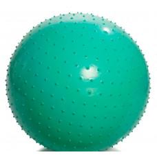 Гимнастический мяч Тривес М-185 игольчатый, 85см