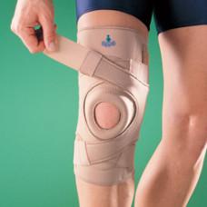 Бандаж на коленный сустав (наколенник) полужесткий  1033, OPPO