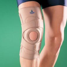 Бандаж на коленный сустав (наколенник) полужесткий, правый / левый 1034, OPPO