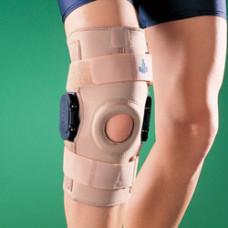 Бандаж на коленный сустав (наколенник) жесткий регулируемый 1036, OPPO