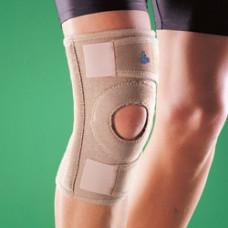 Бандаж на коленный сустав (наколенник) разъемный, полужесткий  1130, OPPO