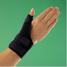 Бандаж на лучезапястный сустав, правый/левый для сустава большого пальца, длина 14 см 1188-5, OPPO