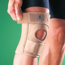 Бандаж на коленный сустав (наколенник) полужесткий, разъемный, укороченный 1230, OPPO