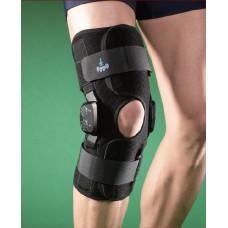 Бандаж на коленный сустав (наколенник) регулируемый жесткий 1232, OPPO