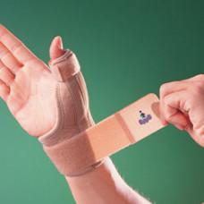 Бандаж на лучезапястный сустав с фиксацией сустава большого пальца 1289, OPPO