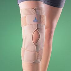 Бандаж на коленный сустав (наколенник) разъемный, шарнирный 2037, OPPO