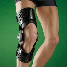 Бандаж на коленный сустав (наколенник) регулируемый, жесткий 3131, OPPO