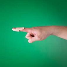 Бандаж на лучезапястный сустав (на палец) 3280, OPPO