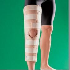 Бандаж на коленный сустав (наколенник) тутор, высота 45 см 4030-18, OPPO