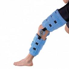 Бандаж на коленный сустав (наколенник) регулируемый, жесткий, высота 45,7 см 4039-18, OPPO