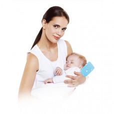 Ортопедическая подушка Trelax Nanny П29 для кормления грудью детей