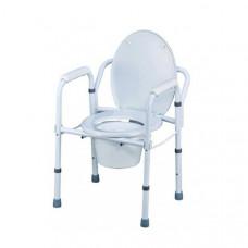 Кресло-туалет складное Тривес TN-402