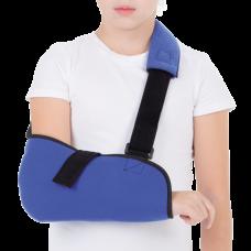 Бандаж поддерживающий для руки после травмы (косынка), детский, Тривес Т-8130