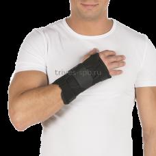 Бандаж на лучезапястный сустав с анатомическими шинами Т-8311