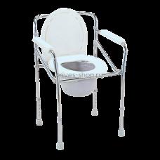 Кресло-туалет TRIVES (складное) CA616