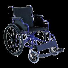 Кресло-коляска TRIVES (с откидными подлокотниками и съемными подножками) CA931B