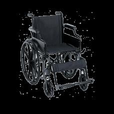 Кресло-коляска TRIVES (с откидными подлокотниками и съемными подножками) CA991LB