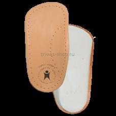Полустельки ортопедические детские (натуральная перфорированная кожа) СТ-261, Тривес