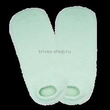 Носки увлажняющие с гелем (микрофибра) СТ-72, Тривес