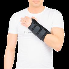 Бандаж на лучезапястный сустав с анатомическими шинами (жесткий) Т-8308, Тривес