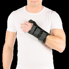 Бандаж на лучезапястный сустав с анатомическими шинами (жесткий), с фиксацией первого пальца Т-8309, Тривес