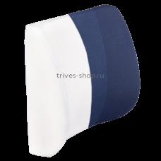 Подушка ортопедическая под спину анатомической формы Т.310 (ТОП-128), Тривес