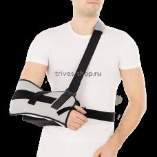 Бандаж фиксирующий на плечевой сустав с абдукционной подушкой Т.33.06 (Т-8106), Тривес