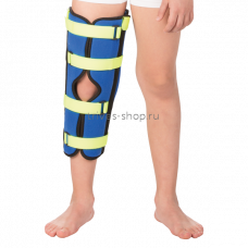 Бандаж для полной фиксации коленного сустава Т.44.45  (Т-8535), Тривес