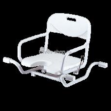 Сиденье для ванн NOVA с поручнями (вращающееся) TN-701