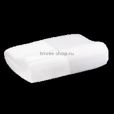 Подушка ортопедическая под голову с эффектом памяти, с регулируемой жесткостью и высотой ТОП-132, Тривес