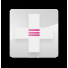 Стельки ортопедические детские сводоформирующие с пяточным амортизатором, покрытие - нетканый материал с высоким содержанием шерсти СТ-185.4, Тривес